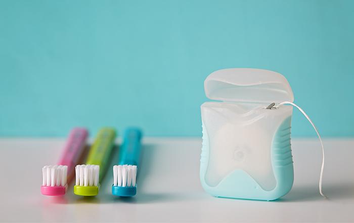 Usos de la seda dental
